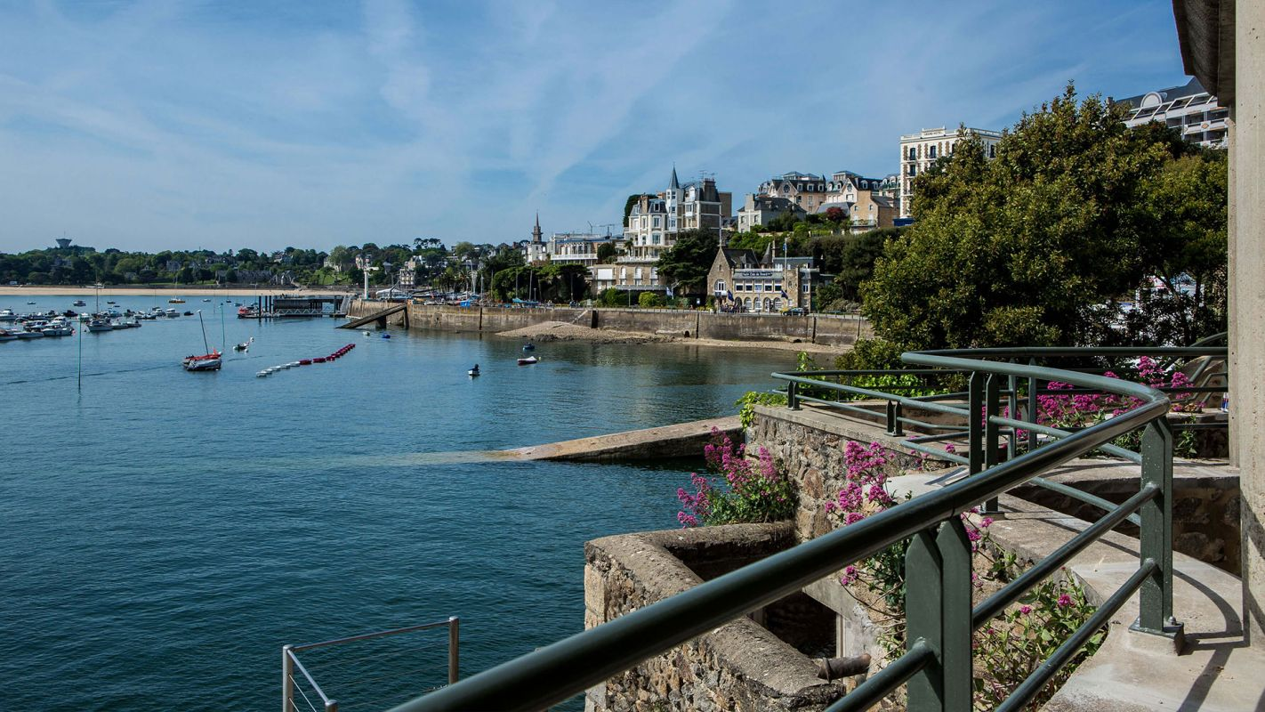view dinard brittany golf gst